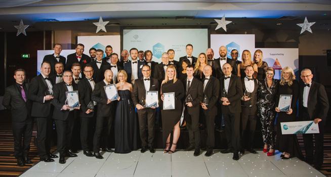 Britis Glass 2019 Winners