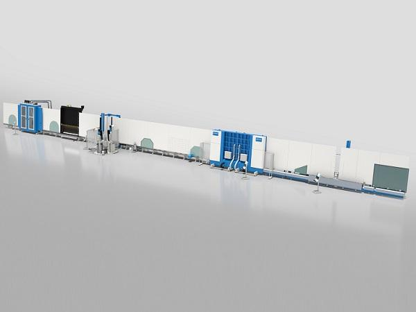 Glaston receives order for two TPS® insulating glass lines