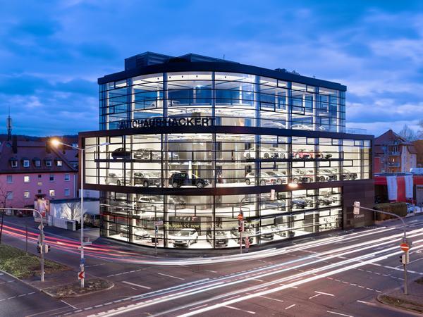 Guardian Glass Project: Autohaus Hackert