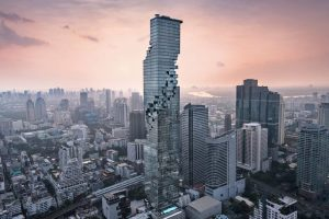 Mahanakhon Skywalk, Bangkok