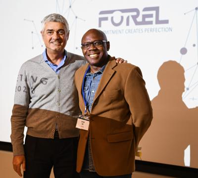 Afak Ike joins Forel Sales Network