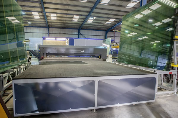 Glass Systems UK - Glass Processing Factory