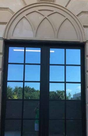 Trosifol case study: Tavares Public Safety Complex, Florida