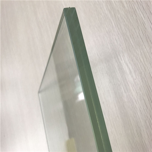 PVB Half Tempered Laminated Glass Supplier SGP Heat Strengthened Laminated Glass Price Semi
