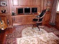 custom chair mats for carpet  Floor Matttroy