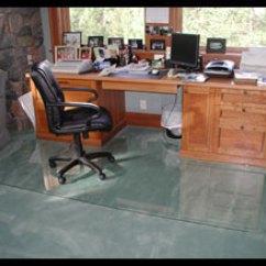 Desk Chair Mat For Carpet Dining Chairs Farmhouse Table Custom Mats, Glass Floor Mats