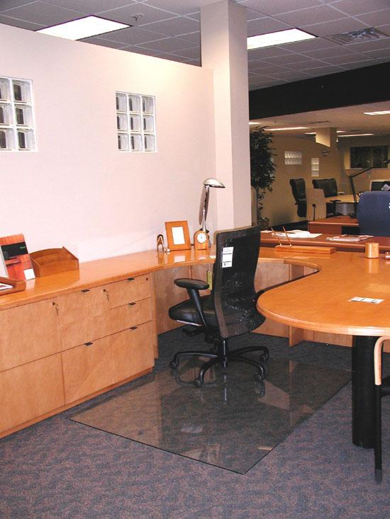 desk chair glass mat clipart floor mats