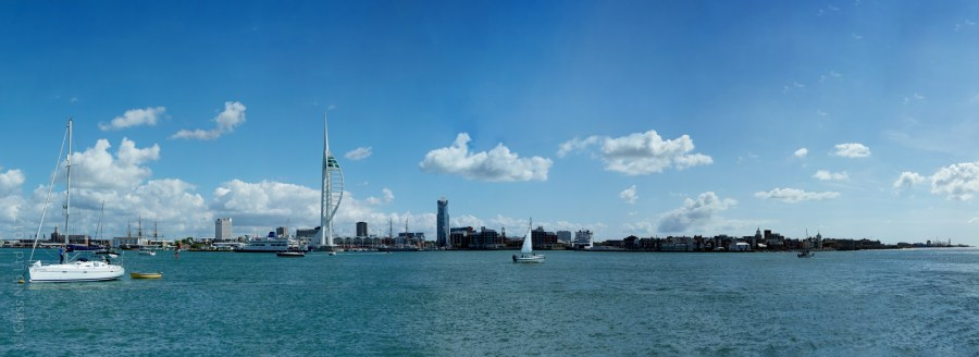 Gunwharf canvas