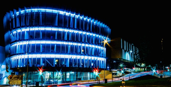 Maple help deliver 'wow' factor for new Univesity of Huddersfield Building