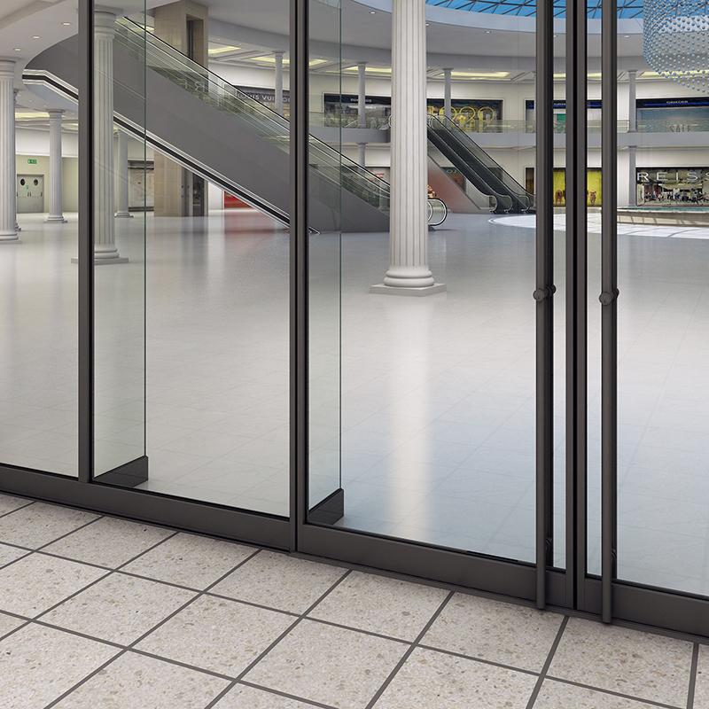 CRL-U.S. Aluminum Introduces Entice® Clear Fin Series Entrance System