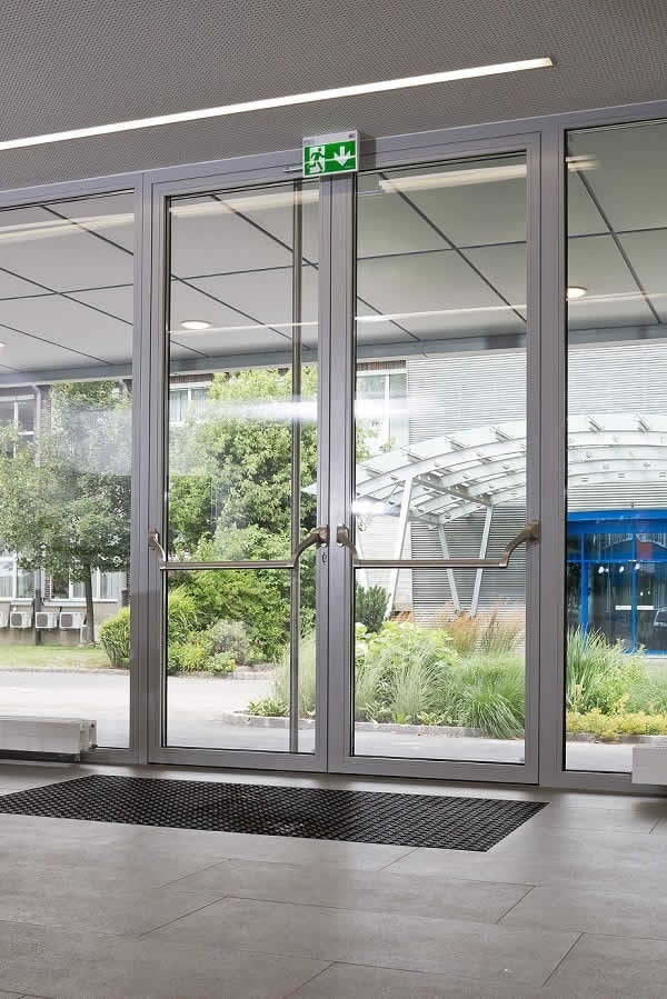 Wrightstyle launches enhanced fire door system