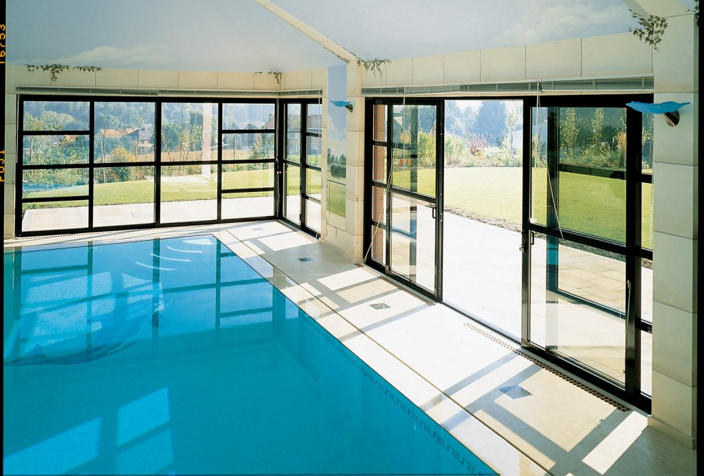 Sliding Patio Doors The Perfect Solution For Any Pool