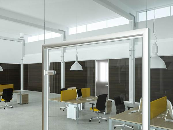 STRIQE New profile for glass doors