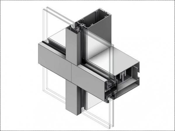 thermawall xtrm2600 unitized thermally