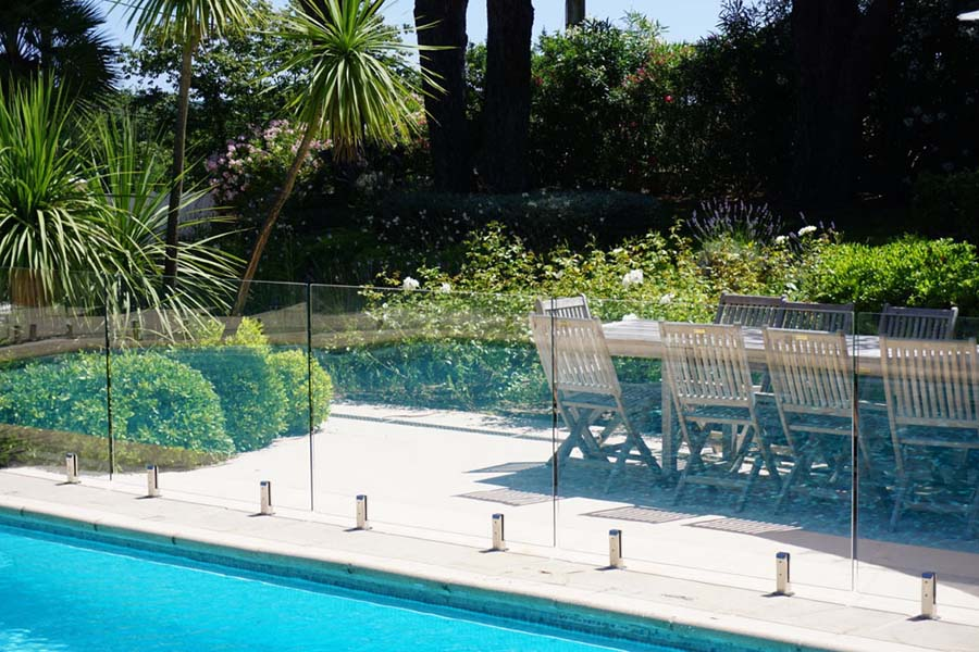 Glass Swimming Pool Barrier And Fencing Projects