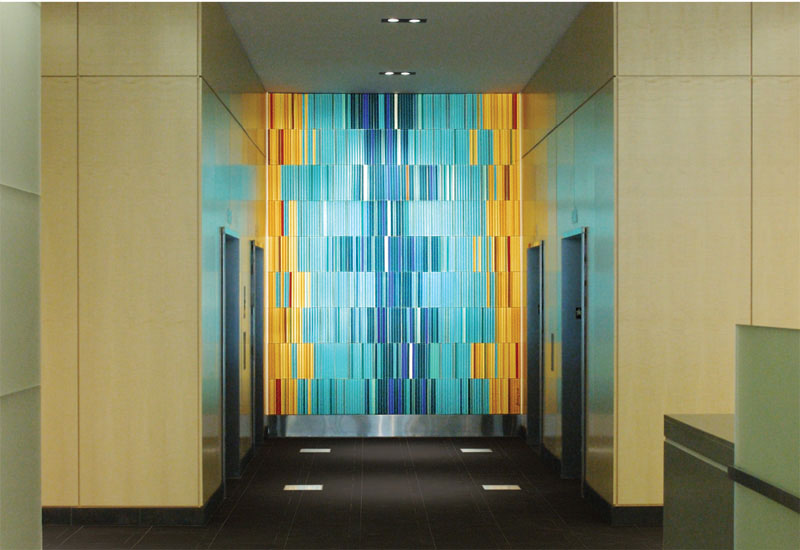 Thinking About Lobby Art Paul Housberg Glass Project