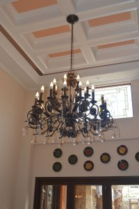 Candle Light Chandelier | Glass Railings Philippines ...