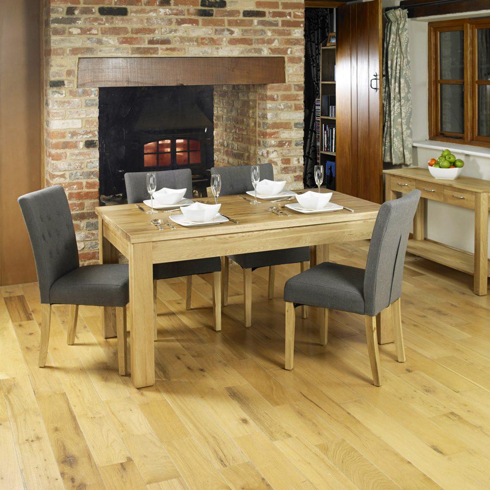 BUNDLE – Mobel COR04A Table with 4 x COR03E Chairs
