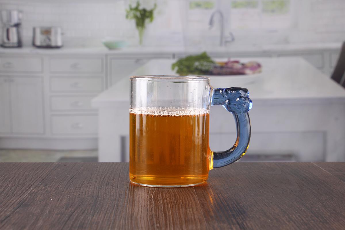 Glass Mug With Handle
