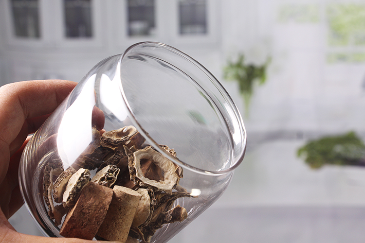clear glass containers wholesale