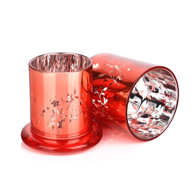 CD027 Votive Candle Holders With Peg Bottoms