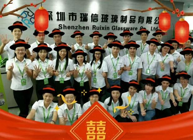 Chinese New Year, Look forward to seeing you all in 2018,RuixinGlass 2018, 2018RuixinGlass