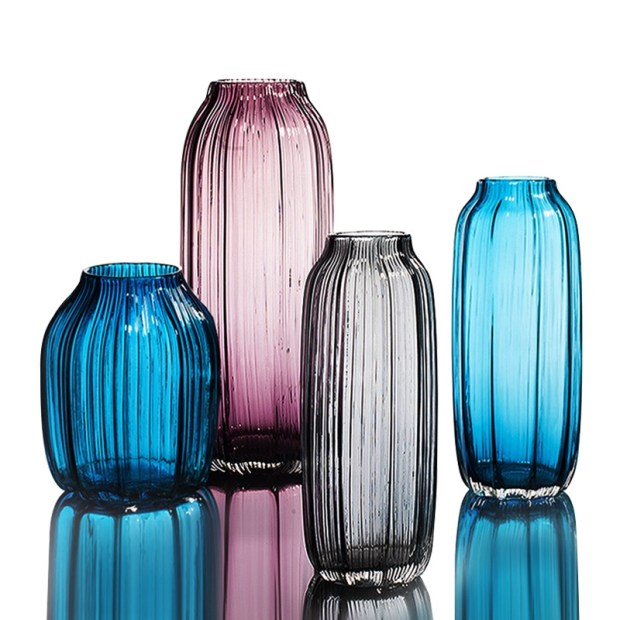 Colored Glass Vase Home Design Ideas