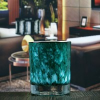 Wholesale cyan small discount votive candle holders set of 3