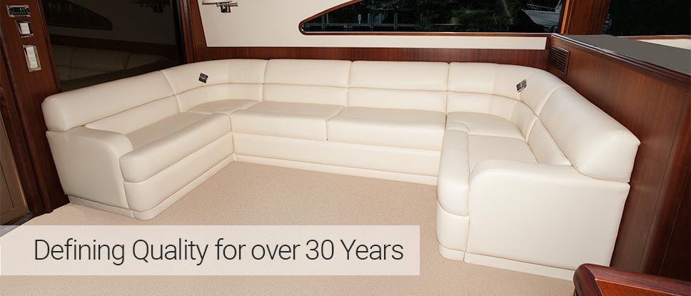 Marine and Yacht Furniture  Custom Yacht Boat RV