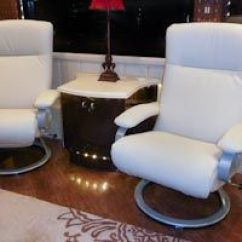 Euro Recliner Chair Small Slipcover Lafer Recliners Glastop Rv Motorhome Furniture Custom