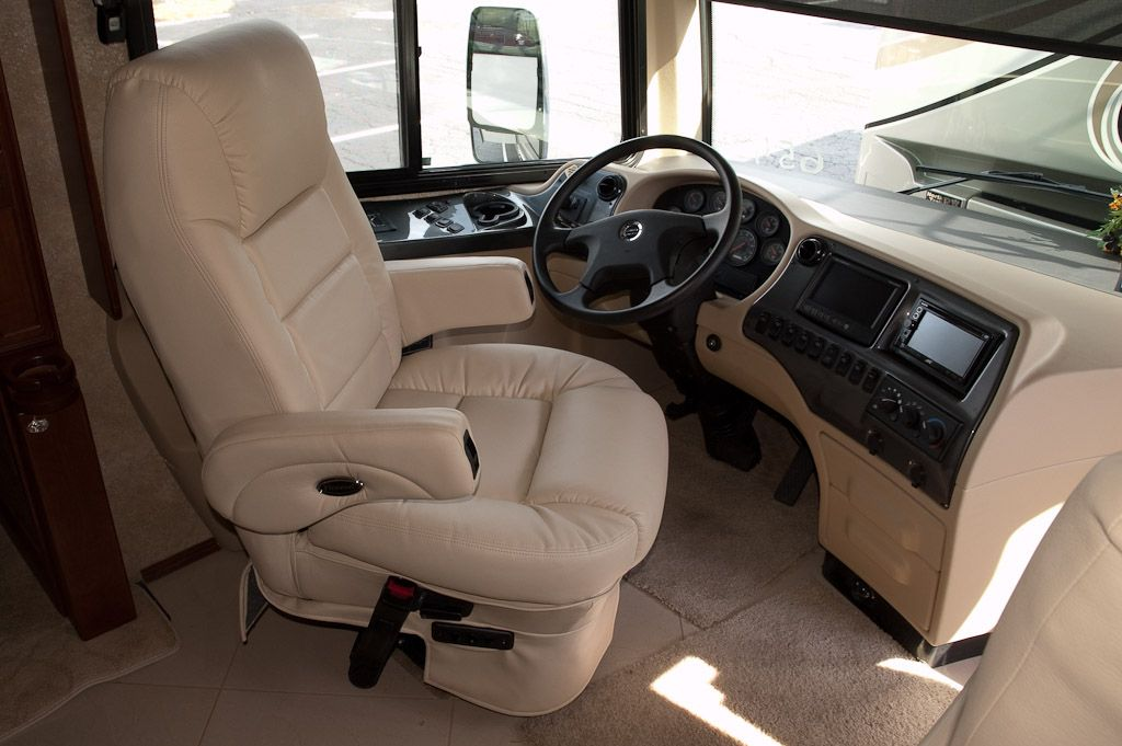 Captains Chairs Glastop RV  Motorhome Furniture