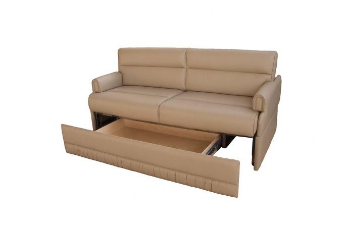 jackknife sofa for rv beds under 500 2 omni w removable arms glastop inc
