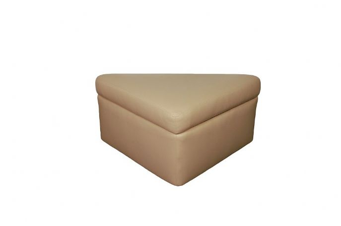 elite chair covers inc charleston and a half slipcover mariner triangular storage ottoman, glastop inc.