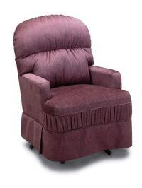 Flexsteel 1360 RCH Swivel Rocker Chair, Glastop Inc.