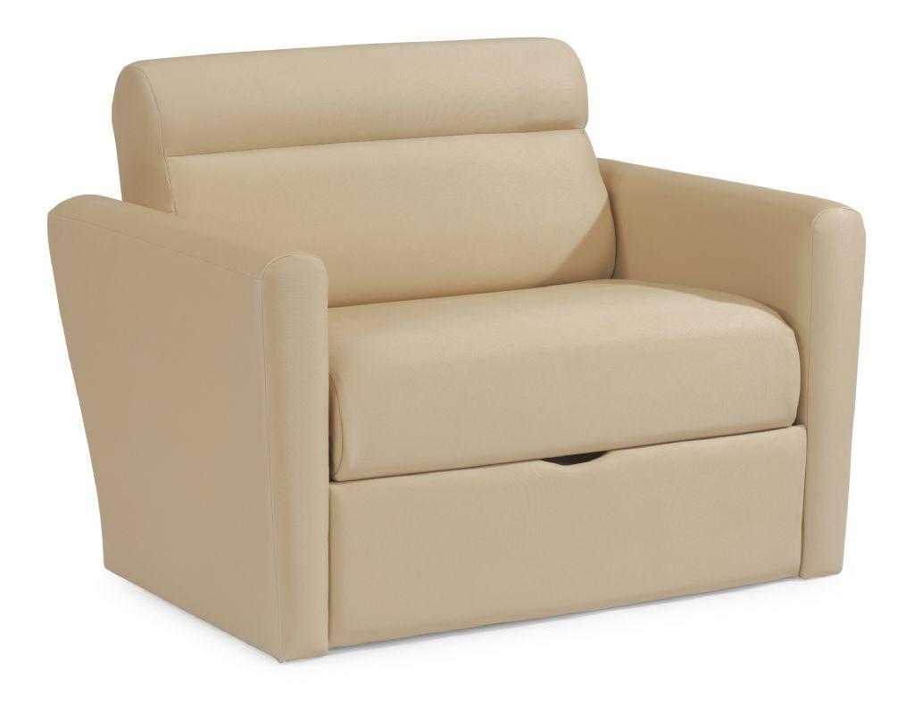 chairs for sleeping mint chair sashes flexsteel 4070 36ft sleeper glastop inc