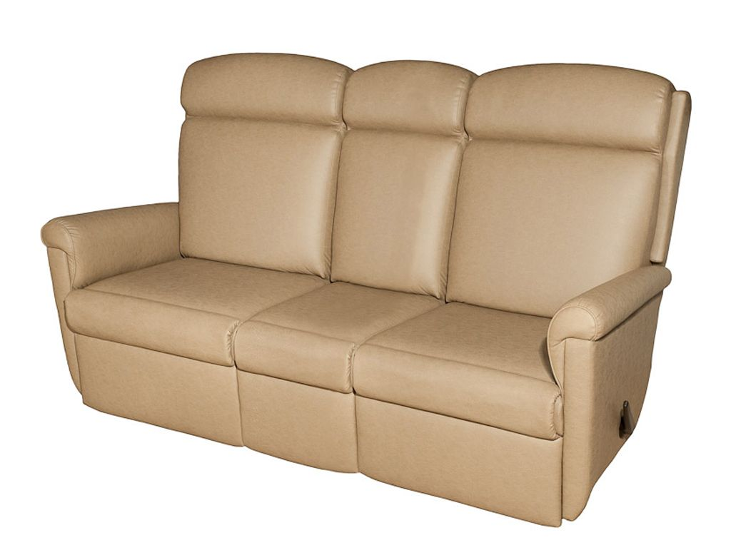 dual reclining rv sofa modern modular sofas sleeping an adult on a dinette irv2 forums