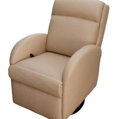 Lambright Comfort Chairs Office Chair Heated Back Support Lazy Lounger Small Recliner, Glastop Inc.