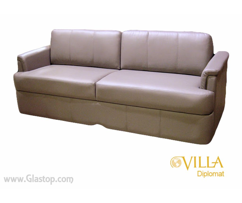 jackknife sofa bed corner real leather uk villa diplomat glastop inc