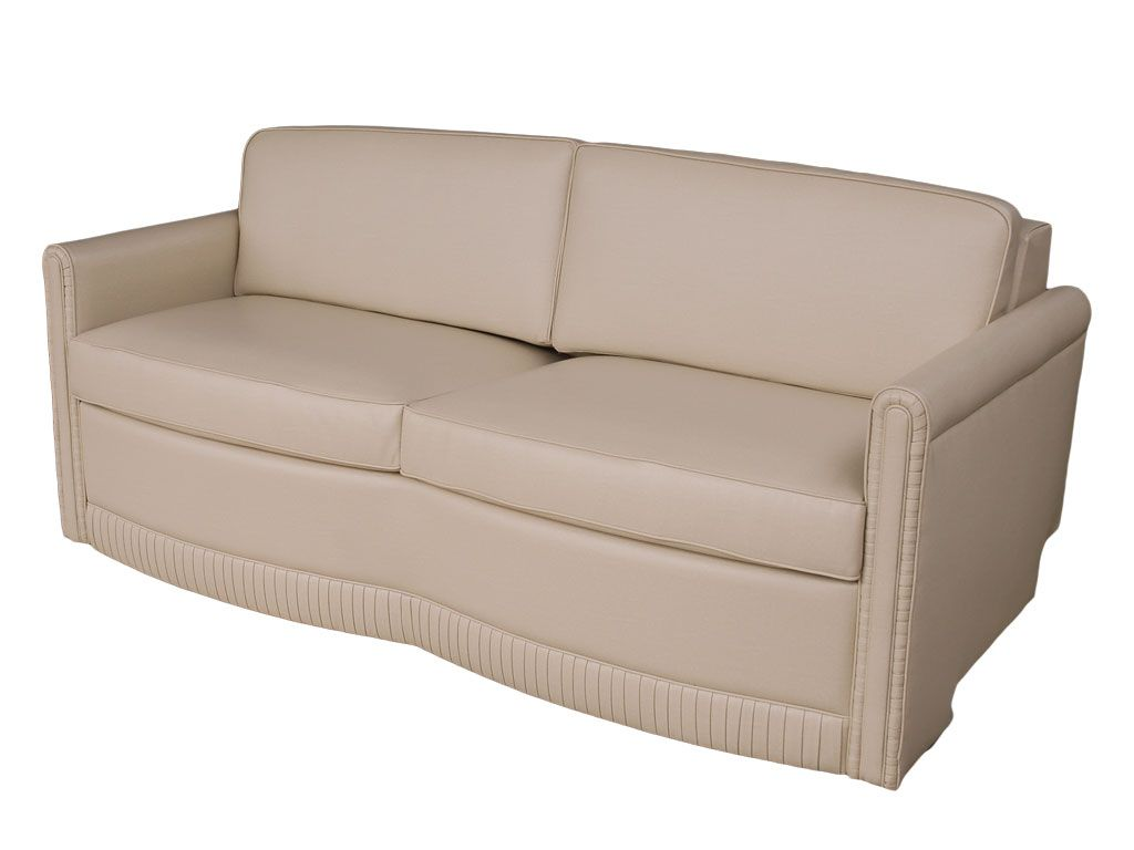 rv reclining sofa sleeper kitchen villa queen convertible glastop inc