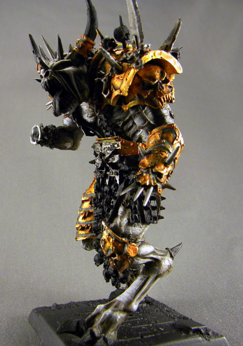 Demons of Chaos WiP  Glaven