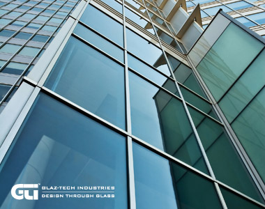 Tinted and Reflective Glass by Glaz Tech Industries