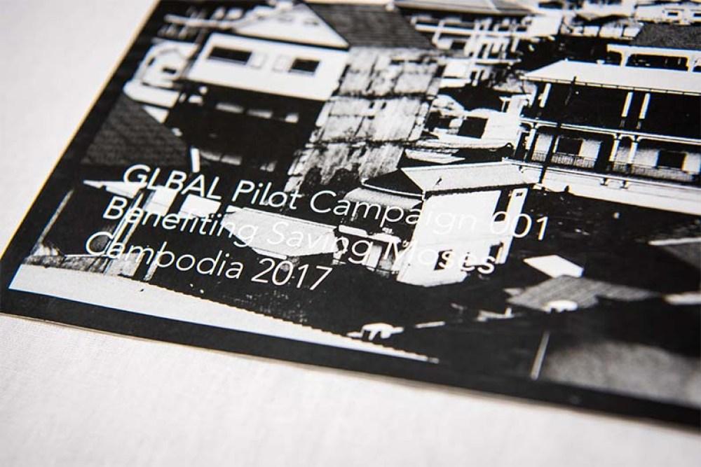 glbal 11x17 poster