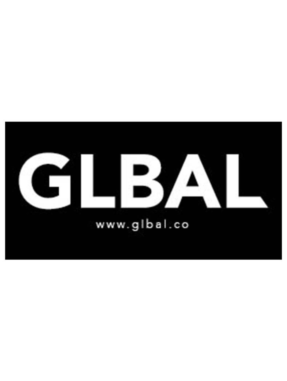 glbal sticker