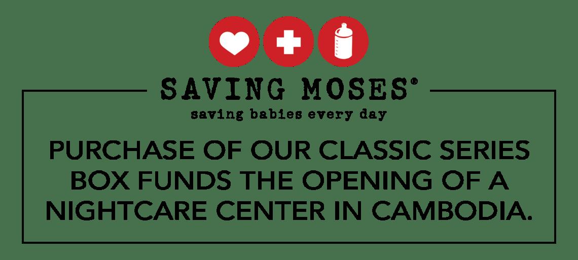 saving moses