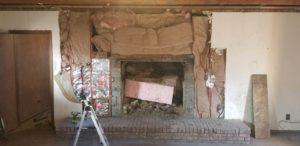 Fire & Smoke Damage Before