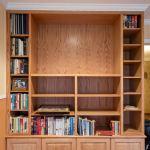 bookcase remodel
