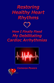 Restoring Healthy Heart Rhythms Cover