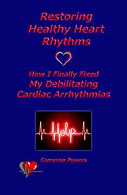 Restoring Healthy Heart Rhythms Cover