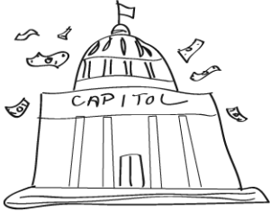 Your State Capitol Runs the show