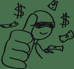 Always be cash flow positive